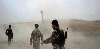 38 militants killed in airstrikes in Afghanistan