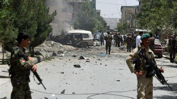 Nine dead, 22 injured in blast at Afghan military base in Khost