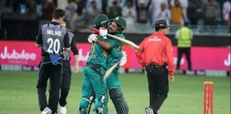 Pakistan crushes New Zealand, won 11th successive series