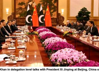 Qureshi terms PM Imran's China visit very successful