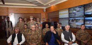 Pakistan won't fight 'imposed war' in its territory again: PM Imran