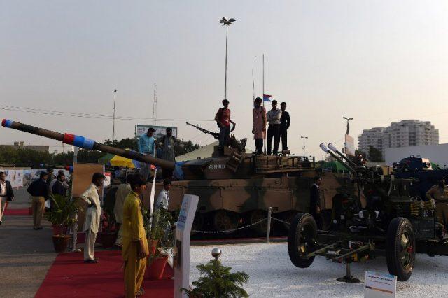 Defence Exhibition IDEAS-2018 kicks off in Karachi today