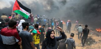 Six Palestinians killed as deadly clash erupts during Israeli operation in Gaza