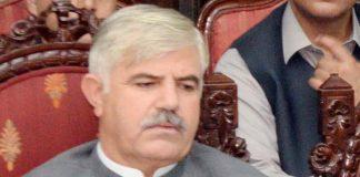 CM Mahmood Khan takes notice of DEO murder in Kohistan
