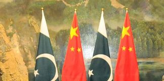 Pak-China talks on economic cooperation in Beijing today