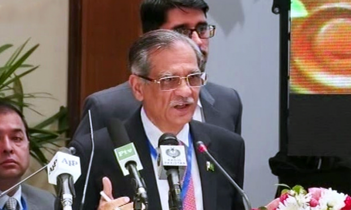 Construction of new dams inevitable for Pakistan: Chief Justice