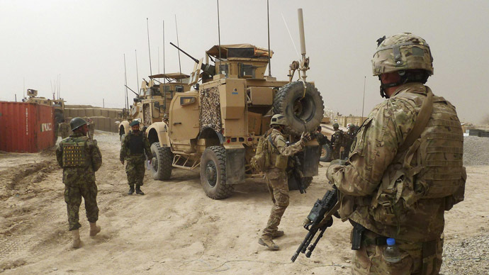 NATO stresses Afghan commitment despite US withdrawal