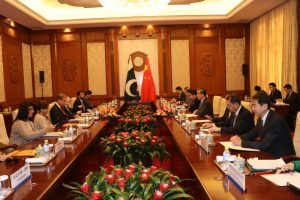 Pakistan, China reiterates determination for regional peace, stability