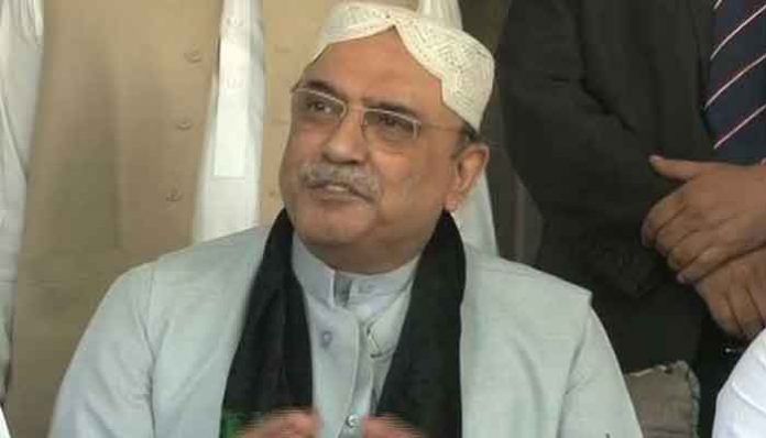 NAB claims concrete evidence that Zardari used embezzled funds to buy Clifton house