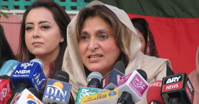 PSP leader Fauzia Kasuri quits politics