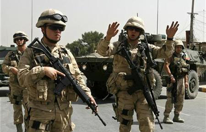 Foreign troops to quit Afghanistan in 18 months: Taliban officials