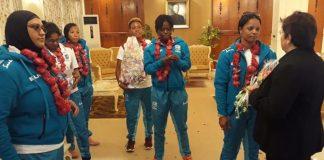 West Indies women team arrives in Pakistan for T20 series