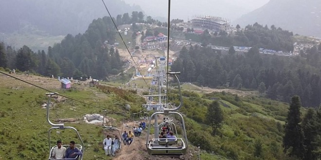 KP govt allocates Rs4bn for promotion of tourism