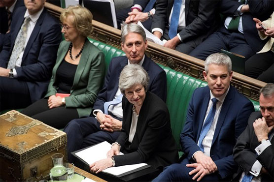 Britain's May wins mandate to reopen Brexit deal