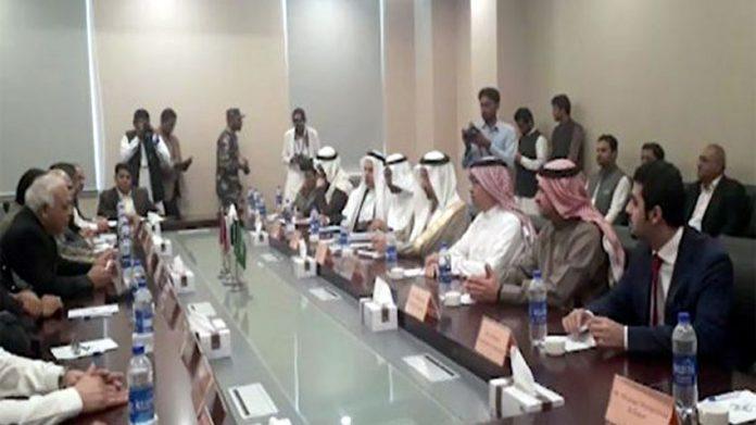 Saudi Arabia to make historic investment in Pakistan: Khalid