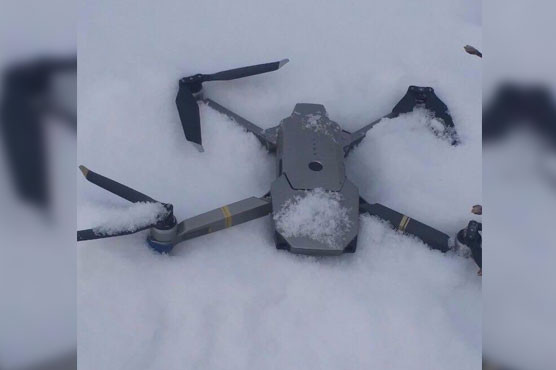Pak Army shoots down Indian spy quadcopter