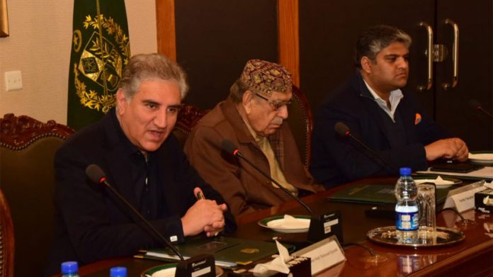 Govt committed to establish South Punjab province: Qureshi