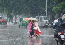 Monsoon rains spell likely to enter Pakistan from Friday