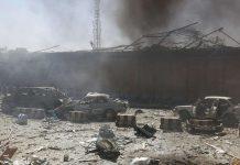 One killed, seven injured in bomb blast in Turbat