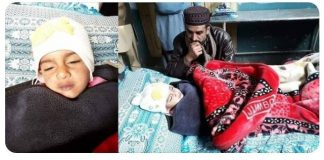 Abbottabad police failed to arrest the rapist and murderer of 3-year-old girl