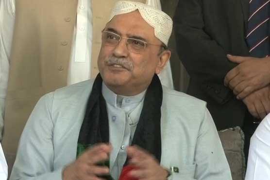 Zardari files petition against FIA's probe into fake accounts case