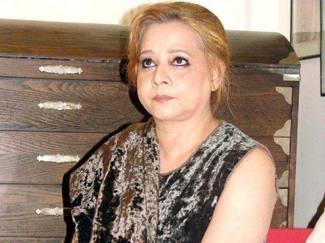 Renowned actress Roohi Bano passes away