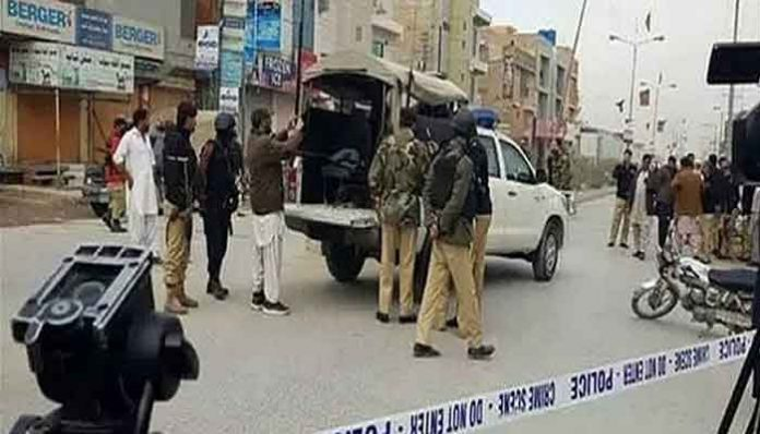 Four police officials shot dead in DI Khan