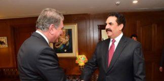 Raheel Sharif, FM Qureshi exchange views on regional peace