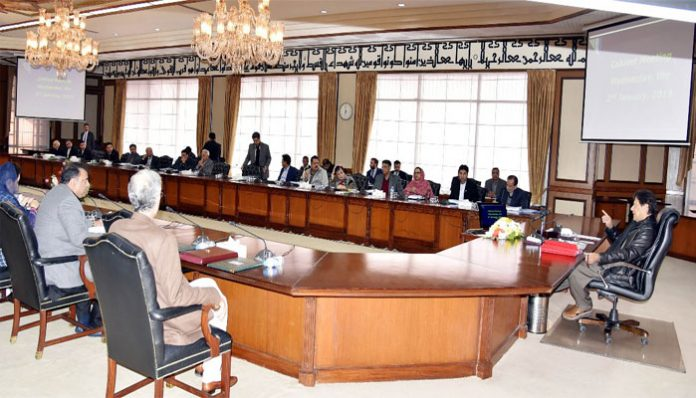 Federal cabinet lauds Armed Forces for stunning response to India