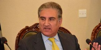 India wants to destabilize Pakistan by sponsoring terrorism: FM Qureshi