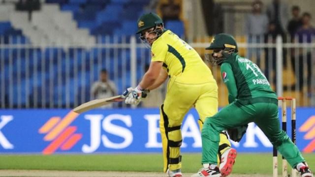 Australia set 328 runs target for Pakistan in fifth ODI