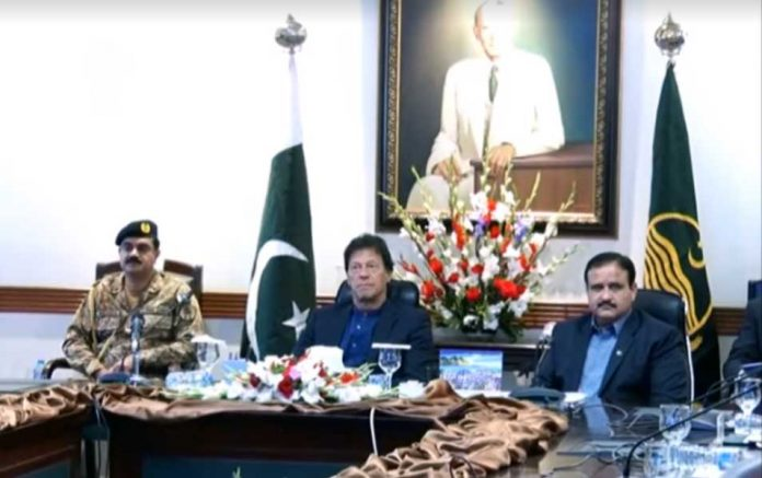 Taking care of downtrodden segments responsibility of state: PM Imran