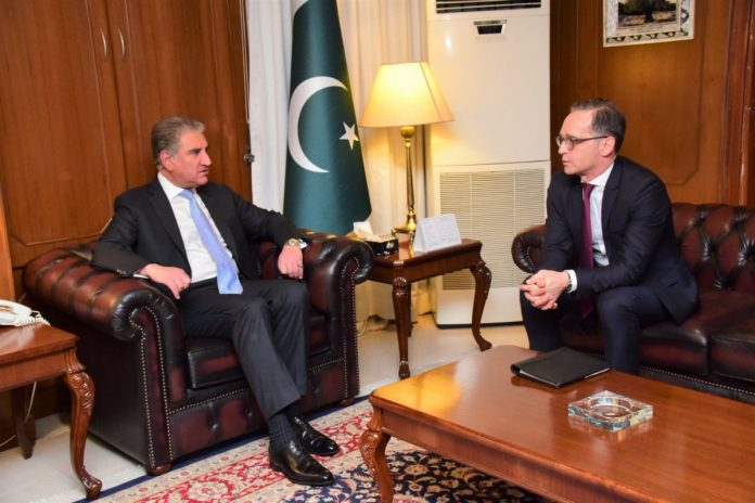 Pakistan, Germany discuss bilateral relations, regional situation