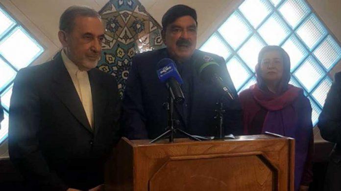 Railways Minister, Iranian Advisor discuss bilateral ties