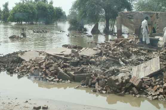 Five killed in rain related incidents in South Waziristan