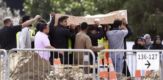 Eight Pakistanis among 27 martyrs of New Zealand mosques shooting buried