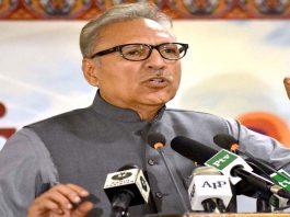 Pakistan will overcome coronavirus by remaining united: President Alvi