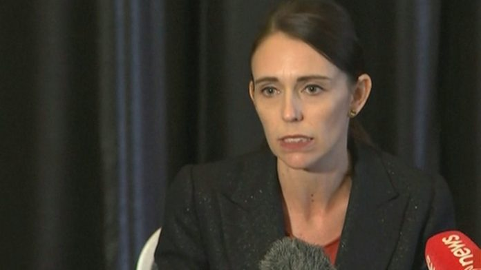 PM says New Zealand enduring one of its'darkest days'