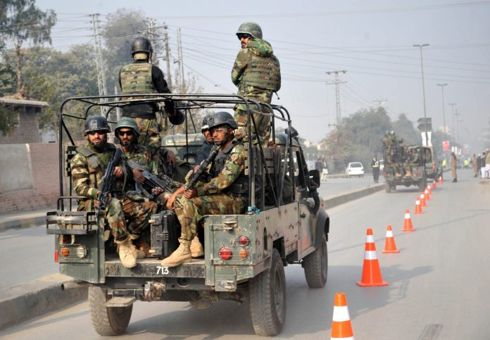 Seven terrorists killed in security forces operation in North Waziristan