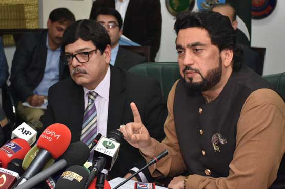 No one can challenge the writ of the state: Shehryar Afridi