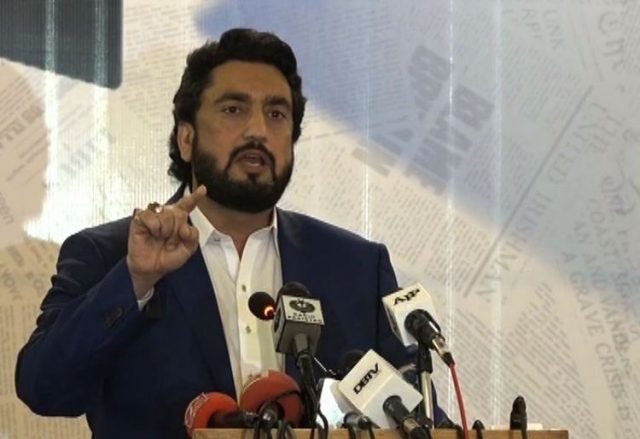 No compromise on country's constitution, law: Shehryar Afridi