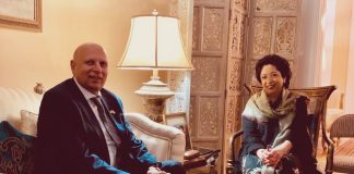 UN to resolve Kashmir issue in light of UNSC resolution: Governor Punjab