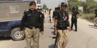 Five terrorists killed, in LEAs operation in Peshawar's Hayatabad