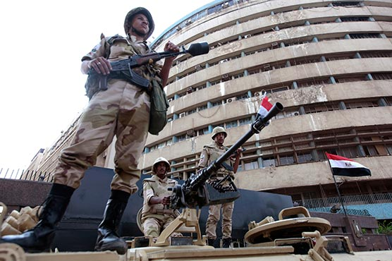 Israel was behind coup against Egypt's Morsi, admits Israelis general