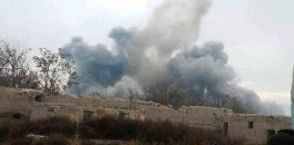 Airstrikes kill 11 Taliban militants in Afghanistan