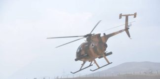 28 militants killed in Afghan forces airstrikes in Zabul province