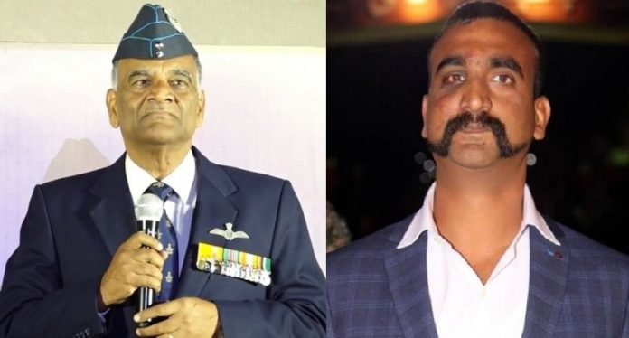 Abhinandan's father terms Pakistan's F-16 a'real threat' to India
