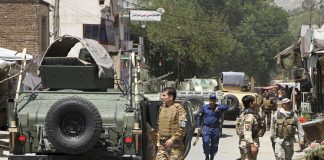 Taliban kill 10 Afghan soldiers in attack on base in Helmand
