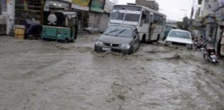 More rains predicted in KP, Balochistan during next three days