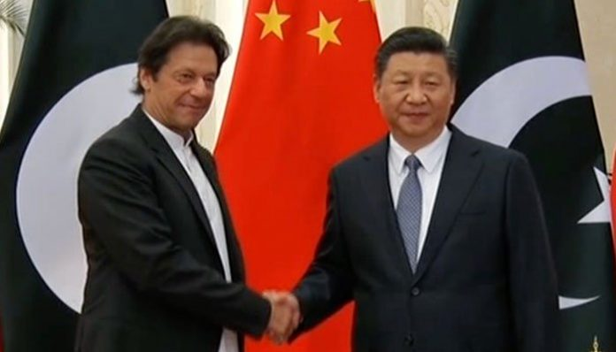 PM Imran Khan to visit China tomorrow to discuss CPEC projects